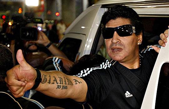 Maradona nem elégedett a Real játékospolitikájával (Fotó: Action Images)
