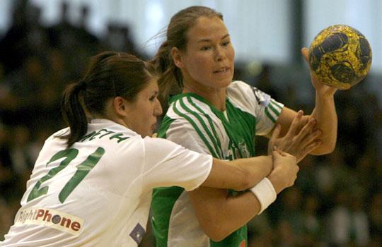 Hornyák Ágnesék sorozatban hatodik Magyar Kupa-elsőségüket szerezték (Fotó: Havran Zoltán)