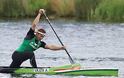 Vajda Attila kenu 1000 méteren csak a hatodik lett