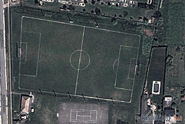 Vb focipálya mérete