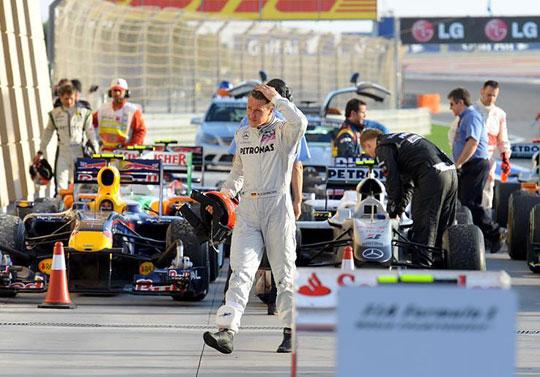 Schumacher Ausztráliában még jobb eredményt vár magától (Fotó:             Action Images - archív)