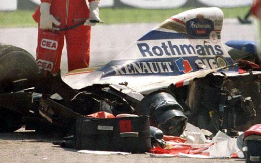 Az F1 legmegrázóbb hétvégéje - meghalt Senna - NSO