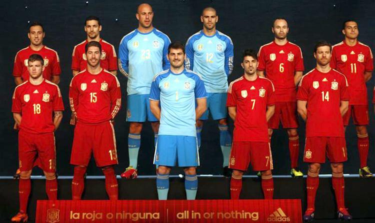 Spanyolország lesz Dél-Amerika első európai világbajnoka  - NSO 4ab3e8a22f