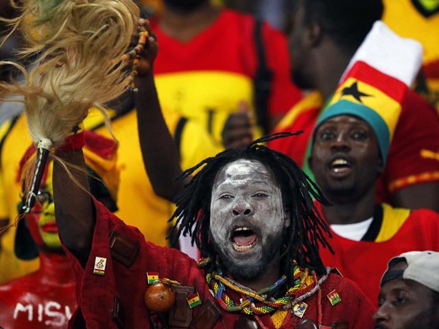Afrika-kupa: Ghána-Elefántcsontpart - NSO