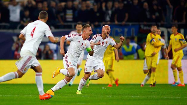 Magyarország vs finnország