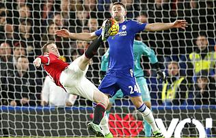 Diego Costa a Chelsea-t, De Gea a Manchestert mentette meg