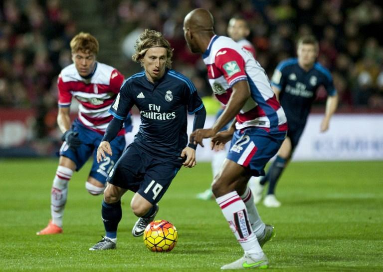 La Liga: Modric-hiba ut�n bomba, megszakadt a Real rossz sorozata
