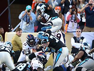 NFL: Broncos–Panthers, az 50. Super Bowl élőben az NSO-n!