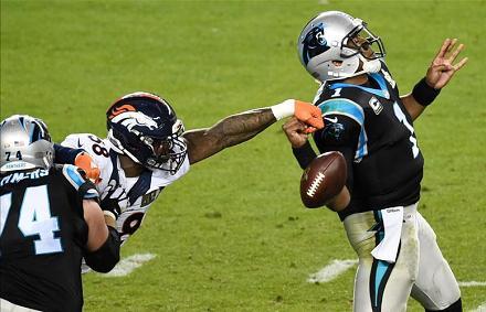 """NFL: """"Életünk meccse volt, szívás, hogy a pöcök rossz oldalán"""""""