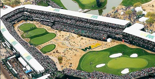 Golf: még sohasem volt ekkora tömeg versenyen – fotó