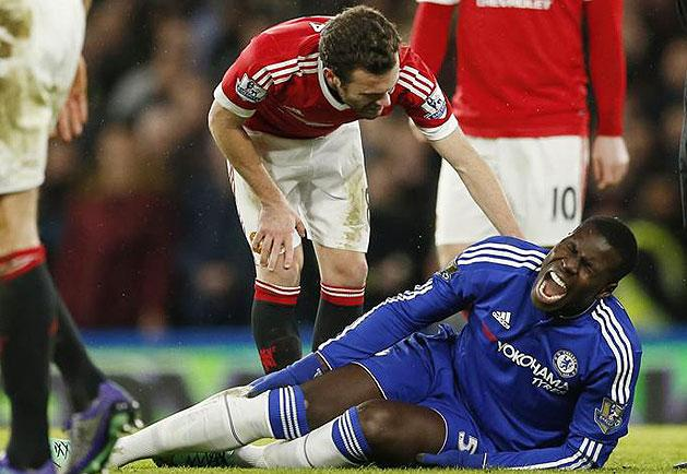 Chelsea: hat h�nap kihagy�s v�r a francia v�d�re