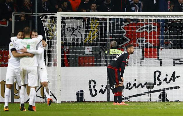N�met Kupa: t�bb teniszlabda esett, mint g�l, el�d�nt�s a BVB