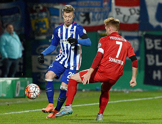 N�met Kupa: D�rdai csapata �s a Bayern is el�d�nt�s