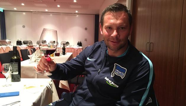 Hertha: így ünnepelt Dárdai a kupasiker után – fotó
