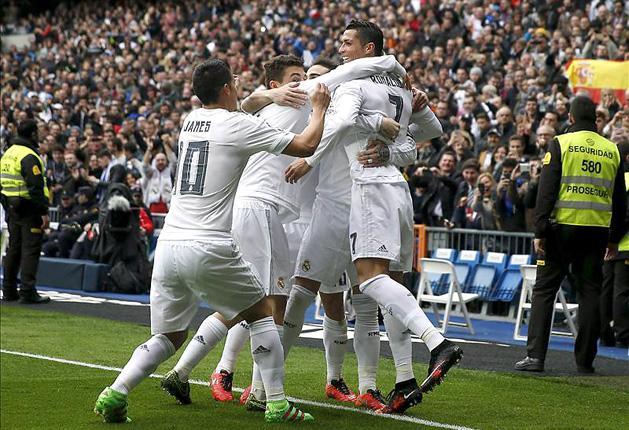 La Liga: CR dupl�zott, a Real n�gyet hintett a Bilba�nak