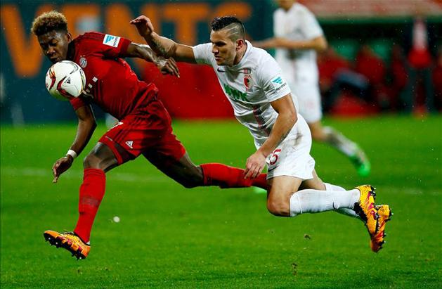 Bundesliga: a Bayern a bajor riv�lis ellen�ll�s�t is els�p�rte