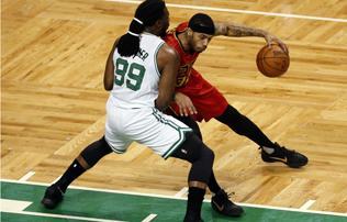 NBA: tov�bbjutott az Atlanta, b�cs�zott a Boston