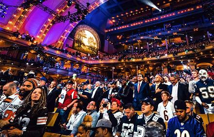 NFL: a 2016-os játékosbörze 2–3. köre élőben az NSO-n!