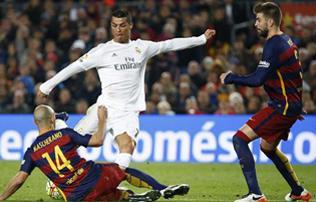 Real Madrid: Cristiano Ronaldo Barcelon�b�l k�r seg�ts�get