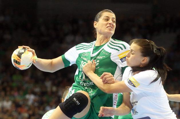 Női kézi MK: kezdődik a négyes döntő, újabb Győr–Fradi