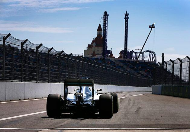 F1: Orosz Nagyd�j, id�m�r� �l�ben az NSO-n!