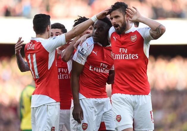 PL: Arsenal-gy�zelem Arsene Wenger 750. PL-meccs�n
