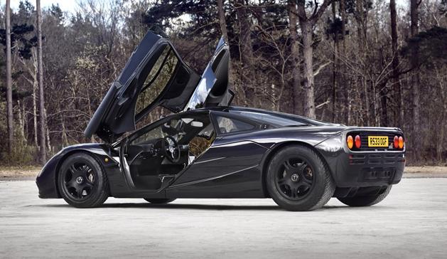 több milliárd forintért vihető a mclaren különleges autója – képek