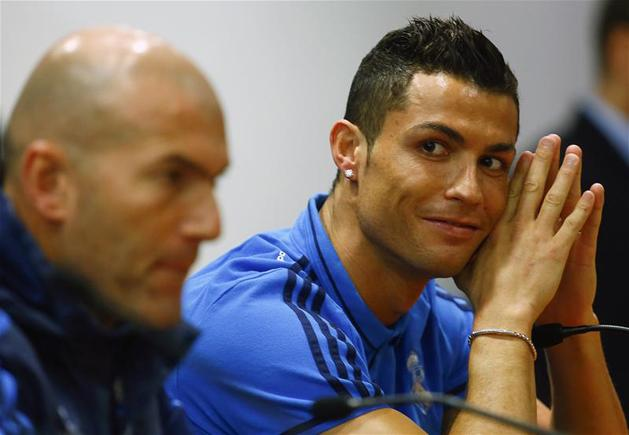 Real Madrid: CR �szint�n elmondta, mit gondol Zidane-r�l
