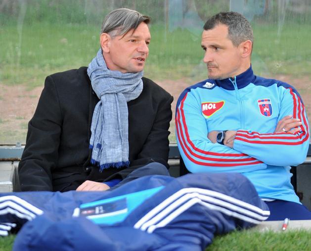 Videoton: t�vozik a klubt�l Horv�th Ferenc az ez�st�rem ut�n