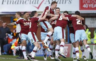 Championship: botlott a Brighton, feljutott a Burnley a PL-be!