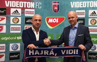 Videoton: bejelentették Henning Berg érkezését – hivatalos