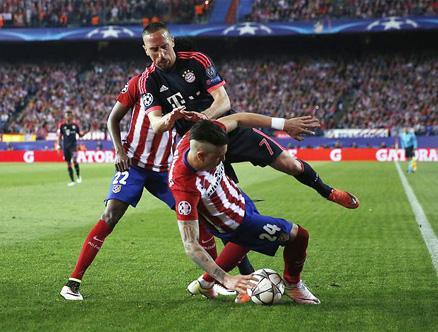 BL: Bayern München–Atlético visszavágó élőben az NSO-n!