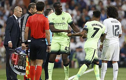BL: 0, 0, 0, 0 – ez volt Yaya Touré az elődöntőben