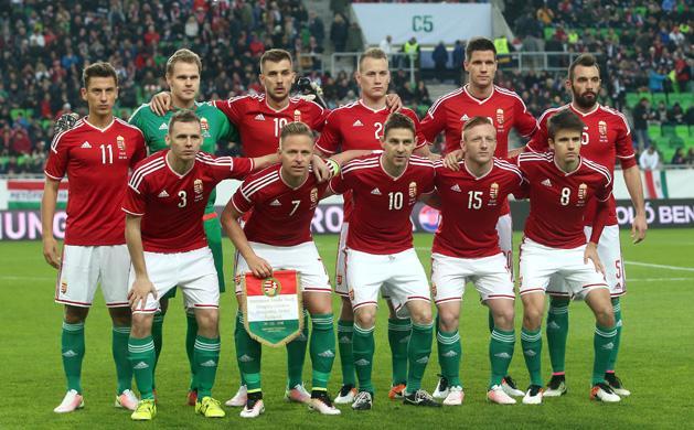 FIFA-vil�granglista: tov�bbra is 18. a magyar v�logatott