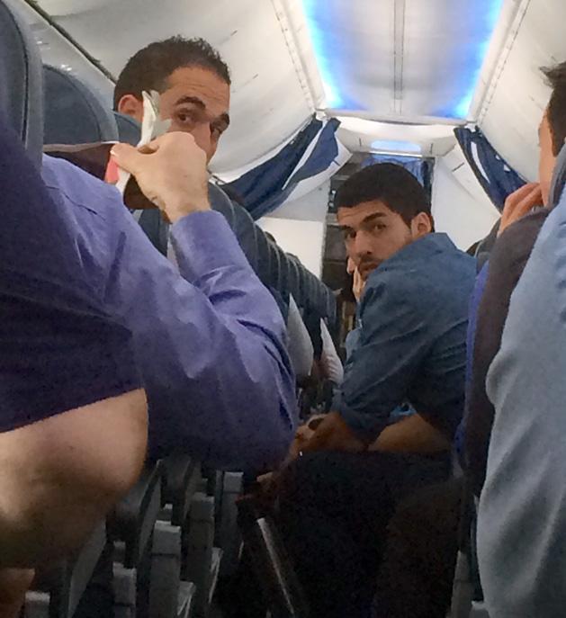 Egy gépen Messiékkel – a Barca sztárjaival utaztam a turistaosztályon