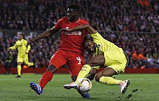 A Liverpool les�p�rte a Villarrealt, �s d�nt�be jutott
