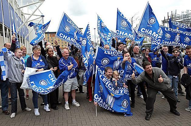 """Leicester: """"Nélkülem nem jött volna össze a bajnoki cím"""""""