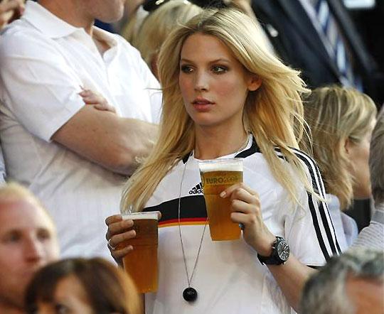 A 11 legszebb német focis csaj - NSO
