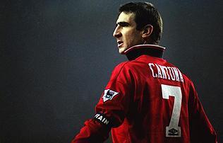 A kir�ly �s a sir�lyok: �ric Cantona 50!