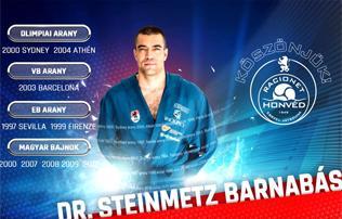 Férfi vízi: Steinmetz Barnabás visszavonult – hivatalos