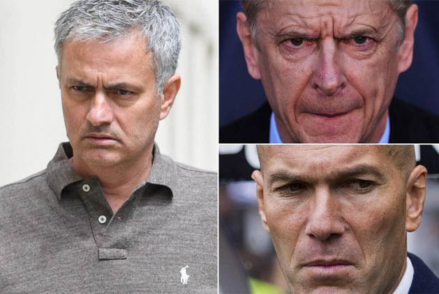 Manchester United: ez az �t csapat akarta Mourinh�t