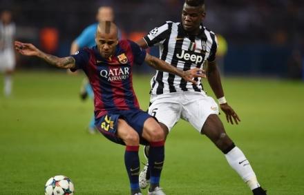 Barca: szinte biztos, hogy Dani Alves a Juv�hoz szerz�dik!