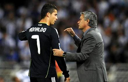 Real: Remélem, Mourinho visszavezeti a csúcsra az MU-t – Ronaldo