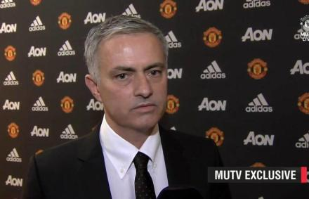 MU: Elfelejteném az elmúlt három évet; győzni jöttem ide – Mourinho