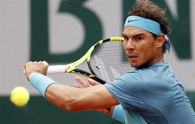 Roland Garros: Nadal s�r�l�s miatt visszal�pett