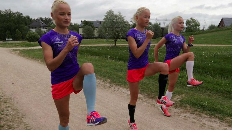 Rio 2016: három csinos szőke lány miatt történelmi lesz az olimpia – képek