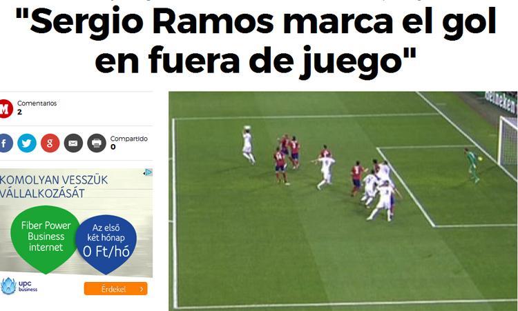 BL-d�nt�: a Marca szerint is les volt a Real Madrid g�lja