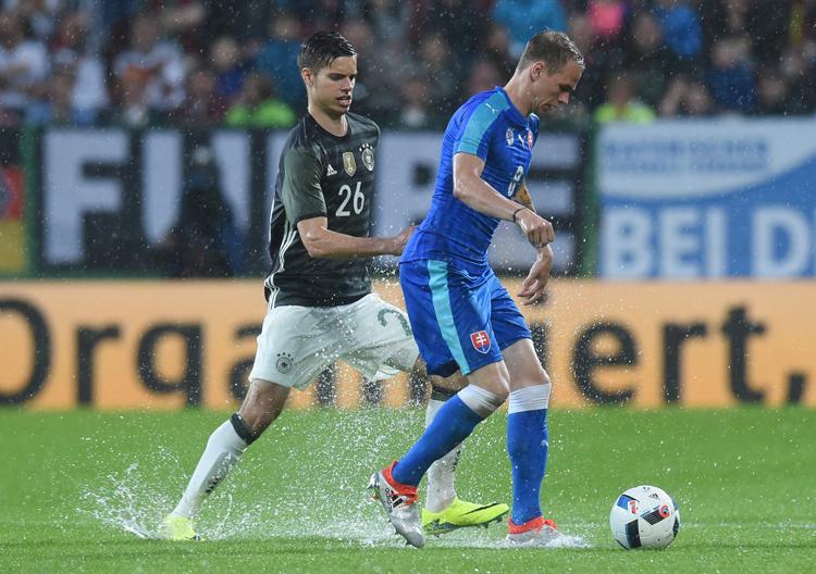 Felkészülés: a szlovákoknak már sikerült – legyőzték a németeket