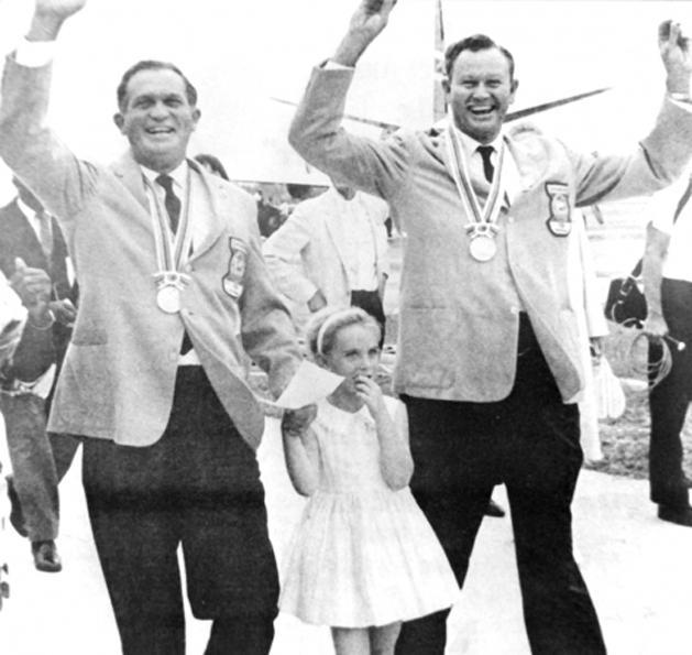 Olimpia: vitorl�z� a legid�sebb bajnok, � lett Tarics ut�dja