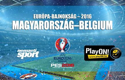 Eb 2016: lejátszottuk a magyar–belgát, meglepő hőse lett!